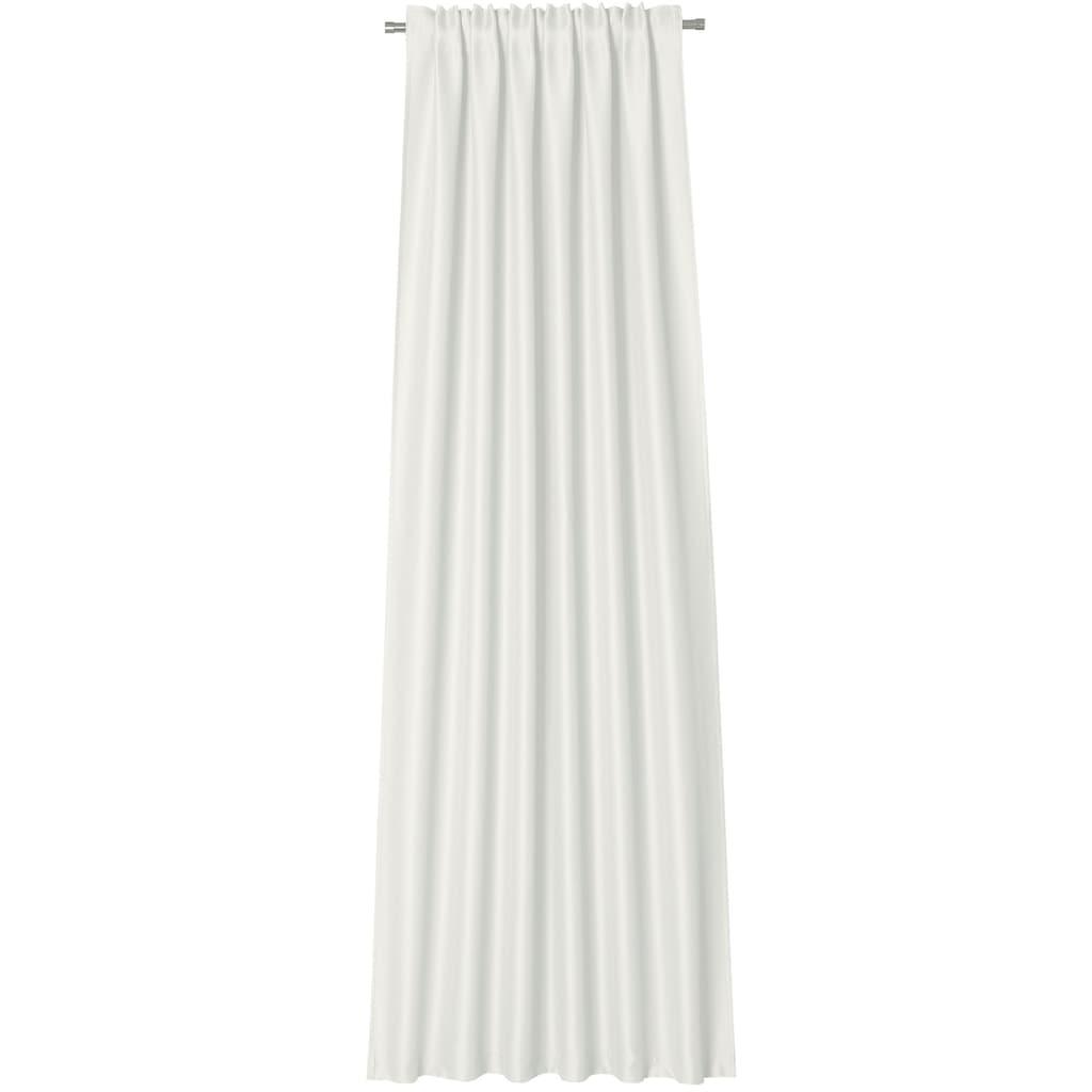 Neutex for you! Vorhang nach Maß »Linessa«, Schal mit verdeckten Schlaufen, Breite 137 cm