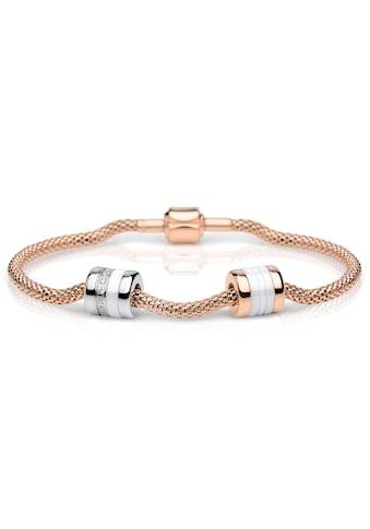 Bering Bead-Armband-Set »Inspiring-180, 200«, (Set, 2 tlg.), mit Zirkonia kaufen