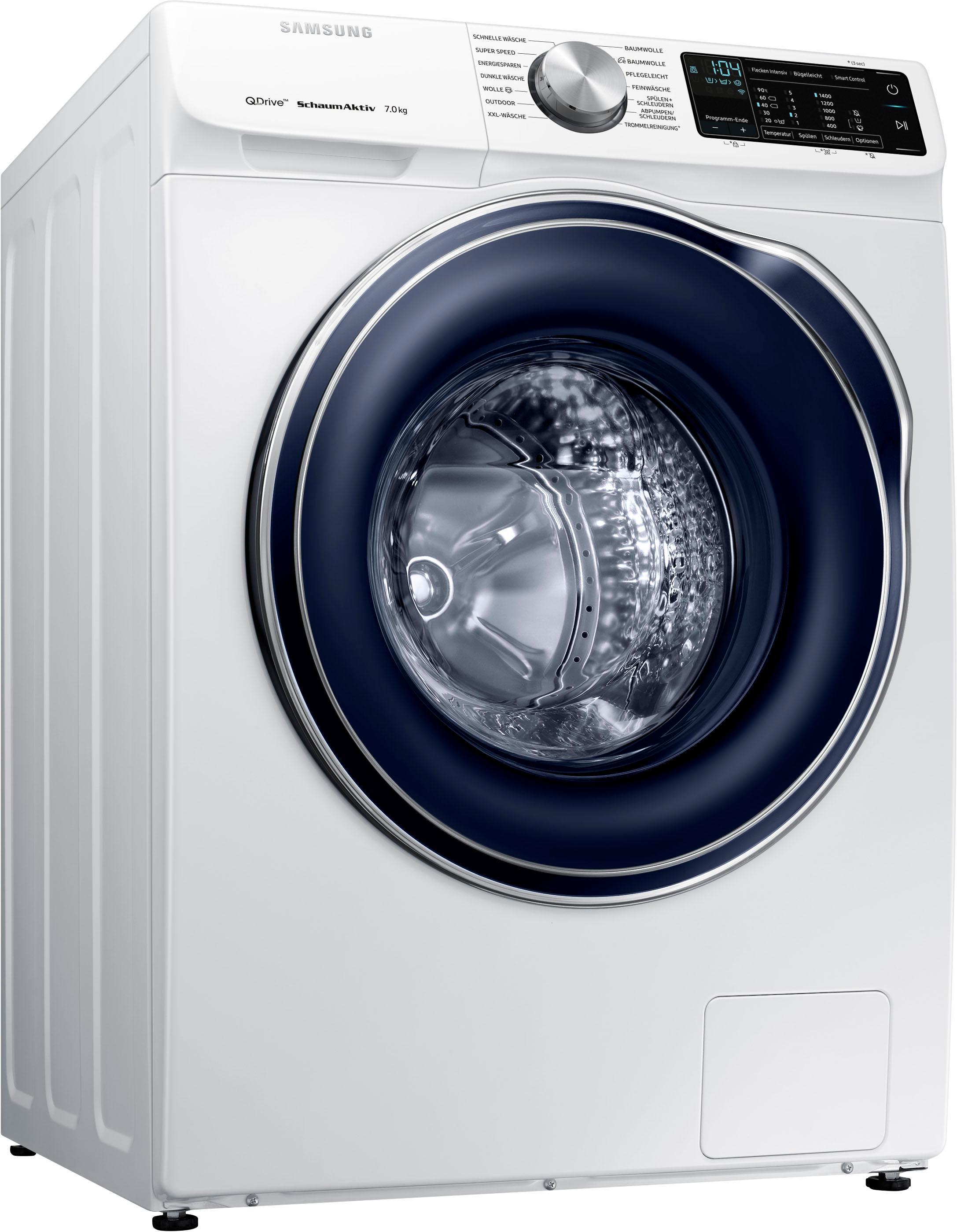 Samsung Waschmaschine QuickDrive WW6600 | Bad > Waschmaschinen und Trockner > Frontlader | Samsung