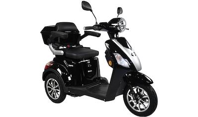 Rolektro Elektromobil »Rolektro E - Trike 25 V.2«, 1000 W, 25 km/h (mit Topcase) kaufen