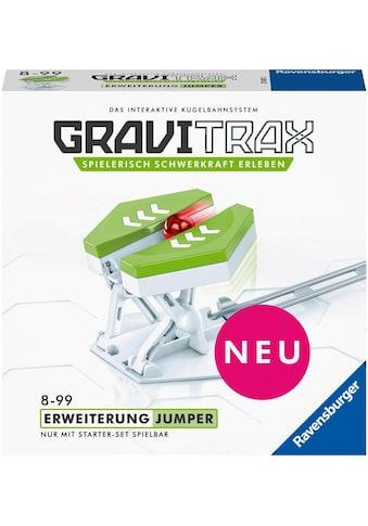Ravensburger Kugelbahn »GraviTrax® Jumper«, Made in Europe, FSC® - schützt Wald - weltweit kaufen