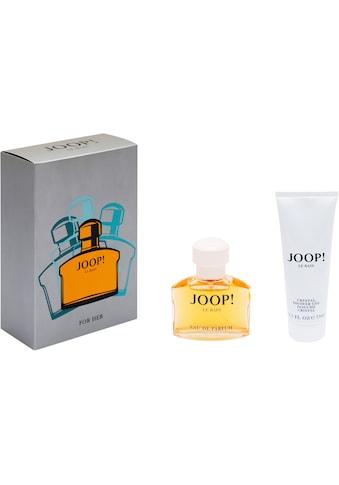 Joop! Duft-Set »Le Bain«, (2 tlg.) kaufen