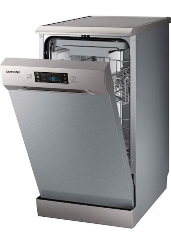 Samsung Standgeschirrspüler »DW50R4070FS/EC«, DW50R4070FS, 10 Maßgedecke kaufen
