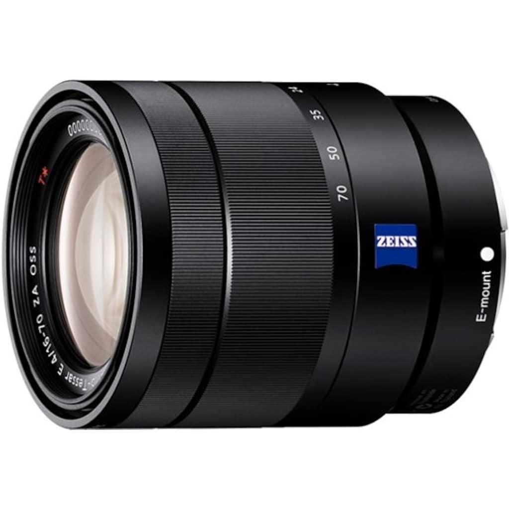 Sony Zoomobjektiv »SEL-1670Z Vario-Tessar«