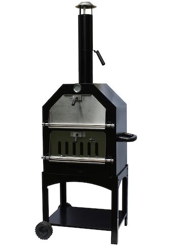 Buschbeck Grillkamin »Pizzaofen«, BxTxH: 51x38x160 cm kaufen