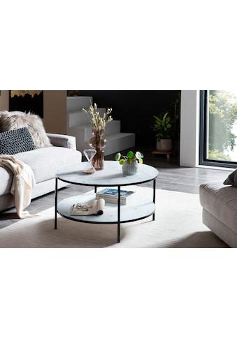 SalesFever Couchtisch, Tischplatten in Marmoroptik kaufen