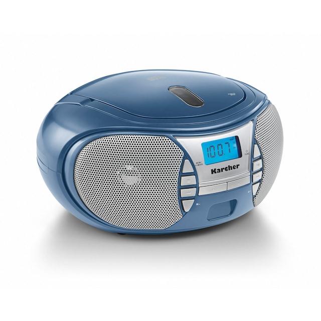 Karcher tragbares CD-Radio »RR 5025-C«