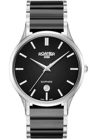Roamer Schweizer Uhr »C-Line Gents, 657833 41 55 60« kaufen