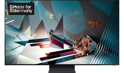 """Samsung QLED-Fernseher »GQ82Q800TGT«, 207 cm/82 """", 8K, Smart-TV kaufen"""