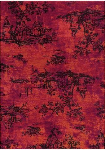 Teppich, »Vintage 5206«, Arte Espina, rechteckig, Höhe 9 mm, maschinell gewebt kaufen
