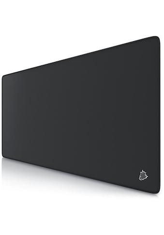 Titanwolf XXL Speed Gaming Mauspad aus glattem Stoffgewebe »Mousepad 900 x 400mm große Fläche« kaufen