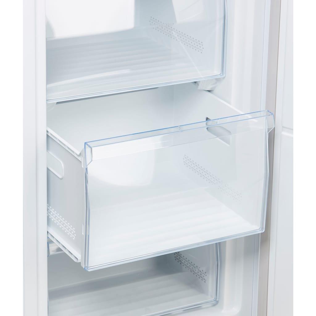 Hisense Gefrierschrank »FV191N4AW2«, 143,4 cm hoch, 55 cm breit