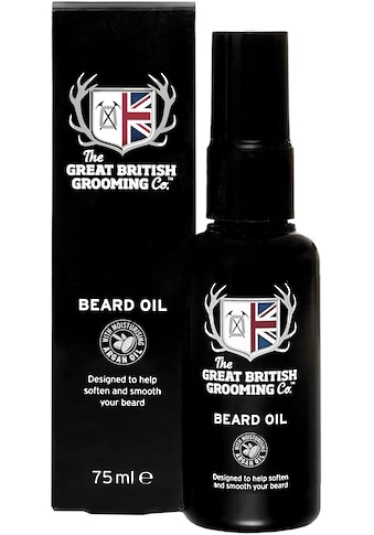 The Great British Grooming Co. Bartöl »Beard Oil« kaufen