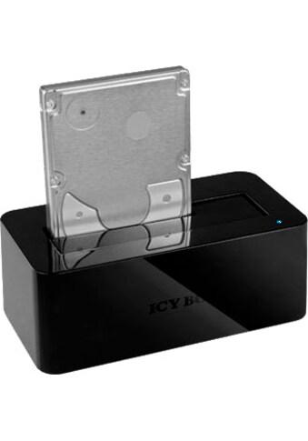 Raidsonic Festplatten-Dockingstation »ICY Dockingstation USB 3.0 for 2,5 Zoll und 3,5... kaufen