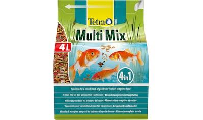 TETRA Fischfutter »Pond MultiMix«, 4 Liter kaufen