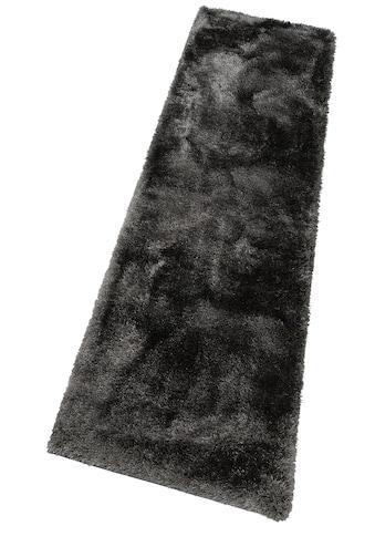 Hochflor - Läufer, »Mikro Soft Super«, my home, rechteckig, Höhe 50 mm, maschinell gewebt kaufen