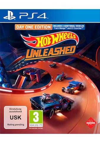 Koch Media Spiel »Hot Wheels Unleashed Day One Edition«, PlayStation 4 kaufen