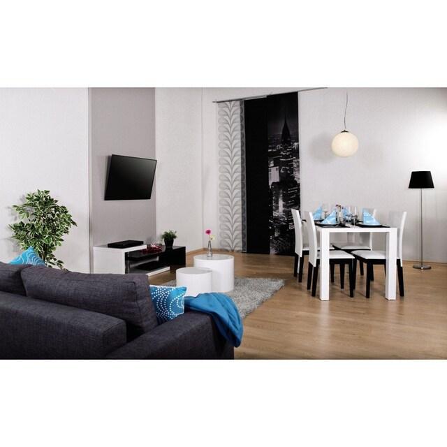 "Flashstar TV-Wandhalterung, neigbar, VESA 600 x 400, 107-191 cm »(42""-75""), 75 kg«"