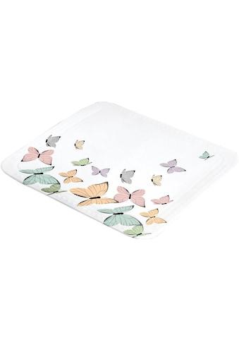 Kleine Wolke Duscheinlage »Butterflies«, mit Schmetterlingen, BxH: 55 x 55 cm kaufen