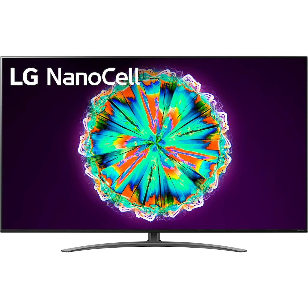 "LG LED-Fernseher »55NANO917NA«, 139 cm/55 "", 4K Ultra HD, Smart-TV, NanoCell"