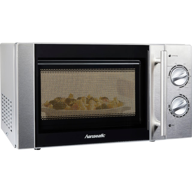 Hanseatic, Mikrowelle »65509859«, Grill