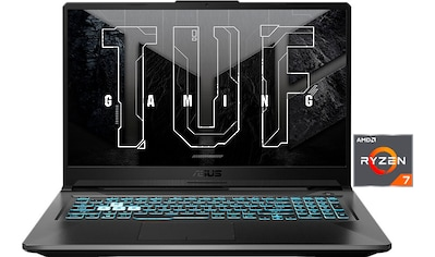 Asus Gaming-Notebook »TUF Gaming A17 FA706QM«, ( 512 GB SSD) kaufen