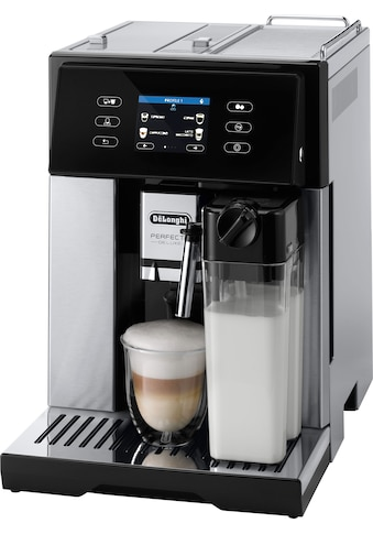 De'Longhi Kaffeevollautomat »ESAM 460.80.MB PERFECTA DELUXE«, mit Kaffeekannenfunktion, inkl. Kaffeekanne im Wert von UVP € 29,99 kaufen