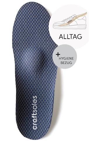 craftsoles orthopädische Schuheinlagen »Alltagsschuhe - ANTIBAKTERIELL« kaufen