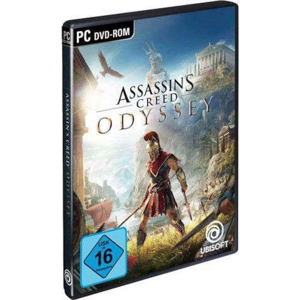 UBISOFT Spiel »Assassin's Creed Odyssey«, PC