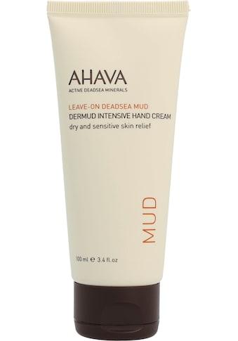 AHAVA Handcreme »Deadsea Mud Dermud Intensive Hand Cream« kaufen