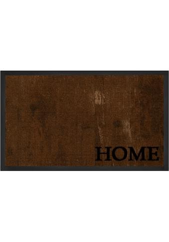 HANSE Home Fußmatte »Deluxe Home«, rechteckig, 5 mm Höhe, Schmutzfangmatte, In- und... kaufen