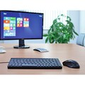 "Hama Slimline Mini-Keyboard ""SL720"", Schwarz"
