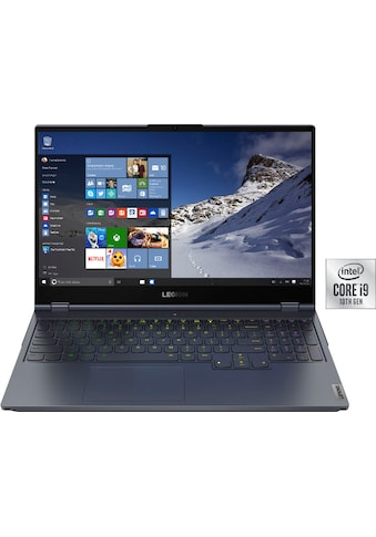 Lenovo Legion 7 15IMH05 Notebook (39,6 cm / 15,6 Zoll, Intel,Core i9, 2000 GB SSD) kaufen