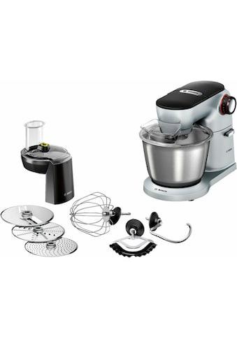 BOSCH Küchenmaschine »OptiMUM MUM9D33S11«, 1300 W, 5,5 l Schüssel kaufen