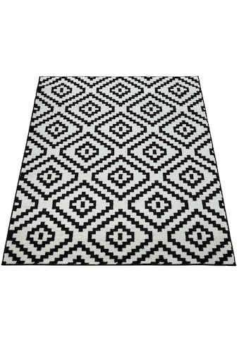 Paco Home Teppich »Stella 400«, rechteckig, 12 mm Höhe, Kurzflor, Pastell Farben,... kaufen