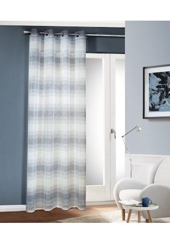 WILLKOMMEN ZUHAUSE by ALBANI GROUP Vorhang »Luca«, Ösenschal kaufen