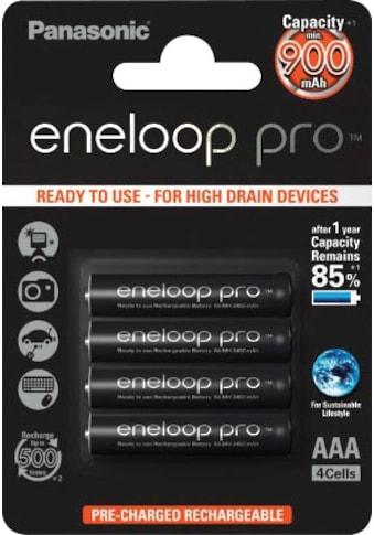 Panasonic »Eneloop Pro« Batterie (1,2 V) kaufen