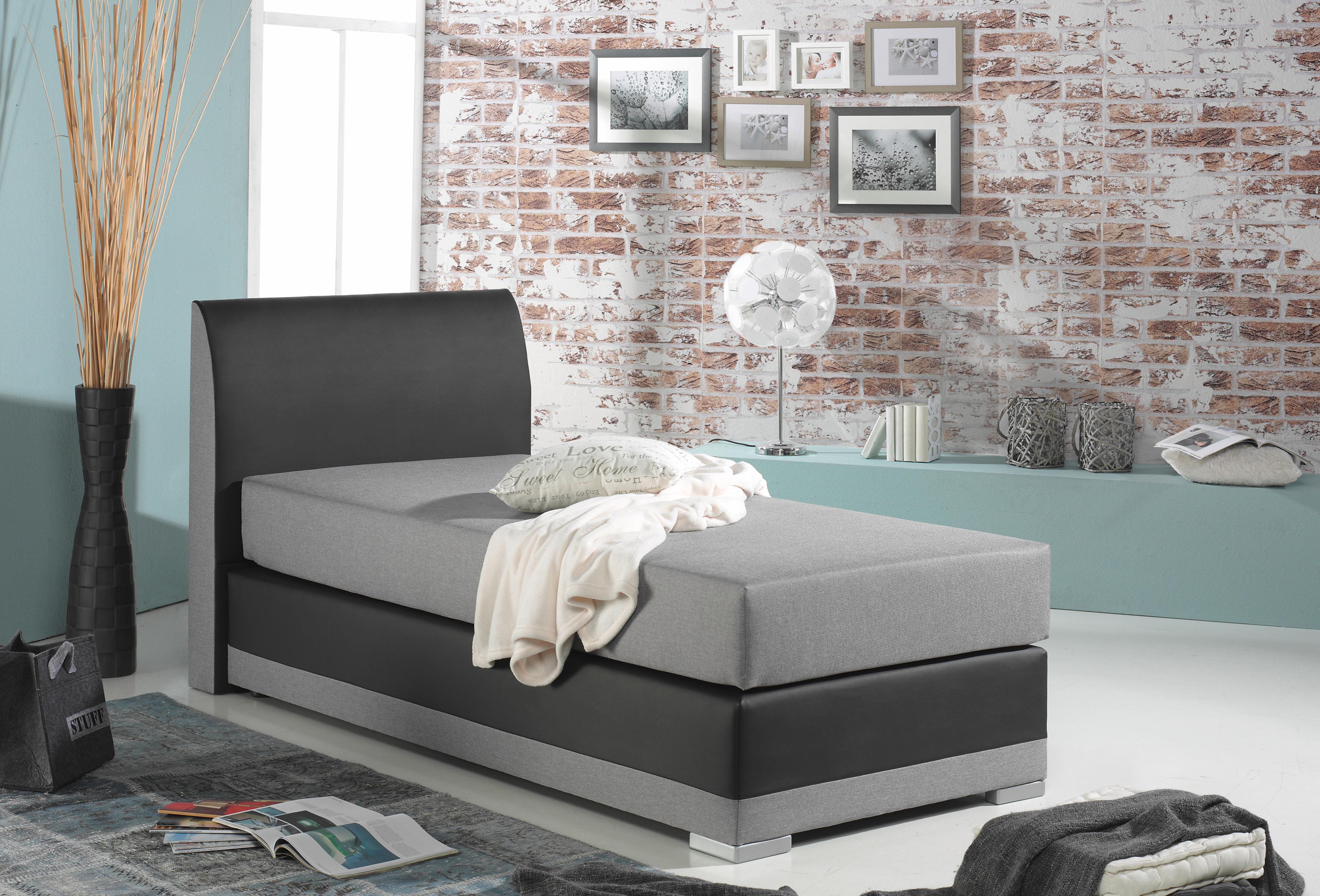 maintal boxspringbett auf rechnung kaufen. Black Bedroom Furniture Sets. Home Design Ideas