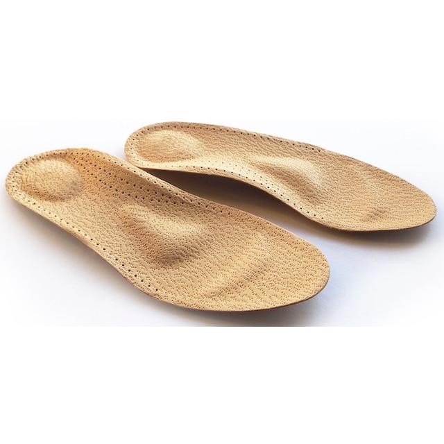 Fußgut Einlegesohlen, «Leder Komfort Einlage»