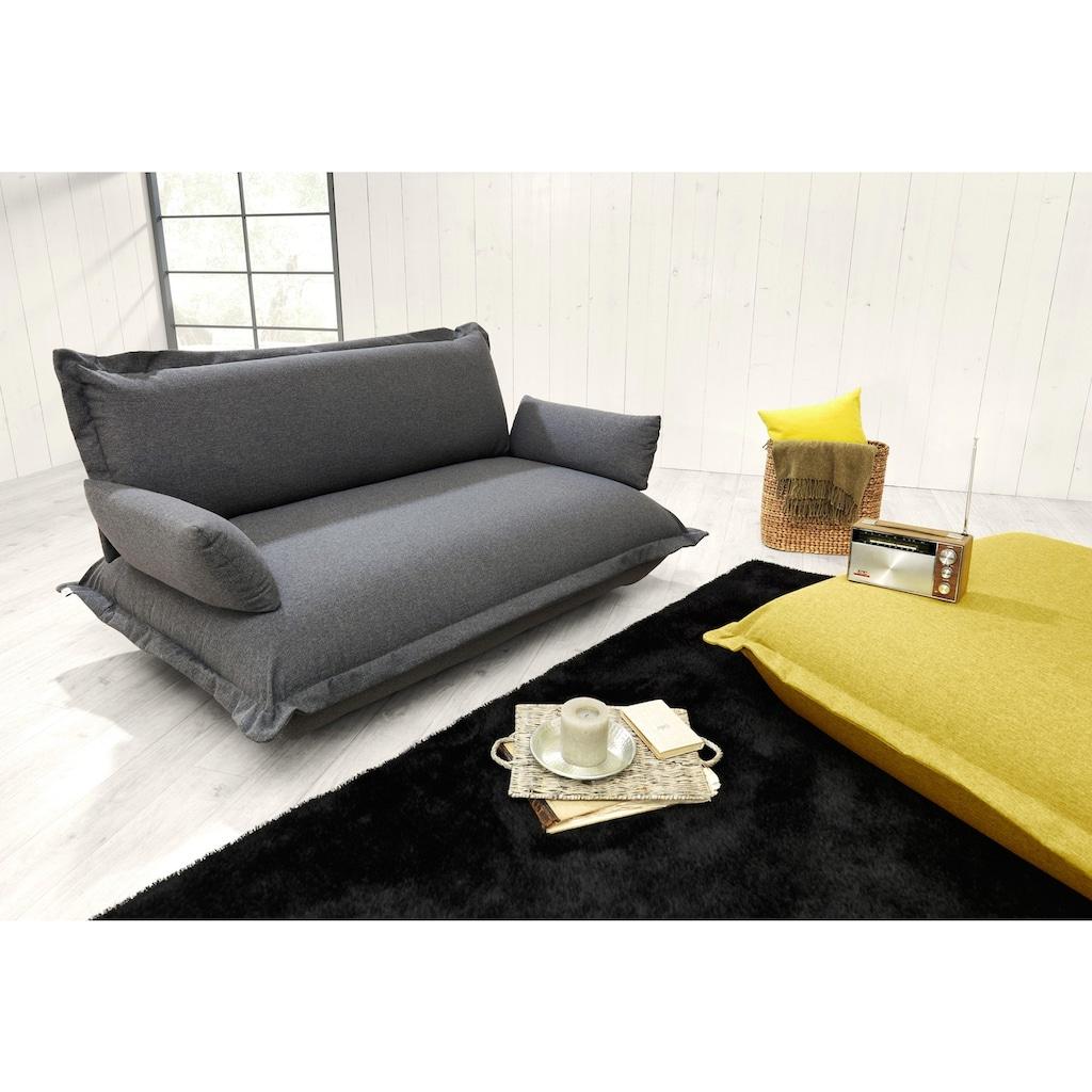 TOM TAILOR 2-Sitzer »CUSHION«, inspiriert von Pantone 2021, wahlweise mit Armlehnen, Breite 147 cm