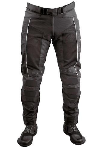roleff Motorradhose »Racewear Mesh«, Mit herausnehmbaren Protektoren am Knie kaufen