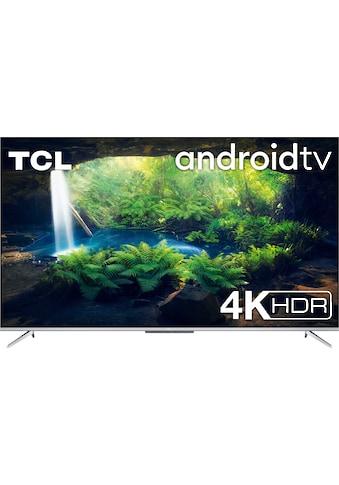 "TCL LED-Fernseher »65P716«, 164 cm/65 "", 4K Ultra HD, Smart-TV kaufen"