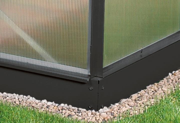 rabatt fundament f r calypso 12 5 cm gr e 3 0m farbe dunkelgrau. Black Bedroom Furniture Sets. Home Design Ideas