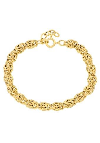 Firetti Königsarmband »7,4 mm breit, glanz, ziseliert« kaufen