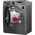 Samsung Waschmaschine »WW80T654ALX/S2«, WW6500T INOX, WW80T654ALX/S2, 8 kg, 1400 U/min, AddWash™
