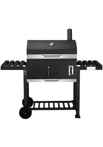 El Fuego Smoker »Ontario XXL«, BxTxH: 152x60x136 cm kaufen
