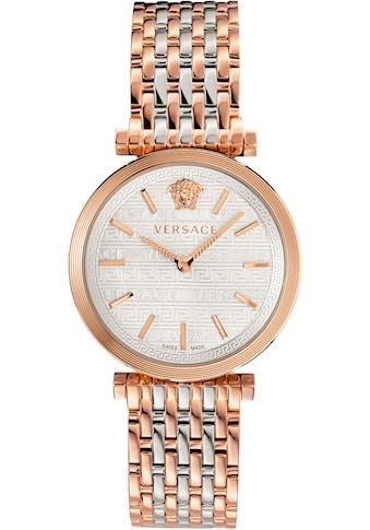 Versace Schweizer Uhr »V-TWIST, VELS00719« kaufen