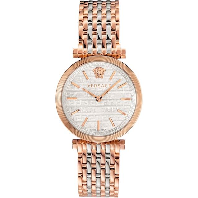Versace Schweizer Uhr »V-TWIST, VELS00719«