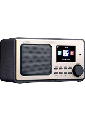 Lenco »DIR - 110« Internet - Radio (Internetradio,FM - Tuner, 3 Watt) kaufen