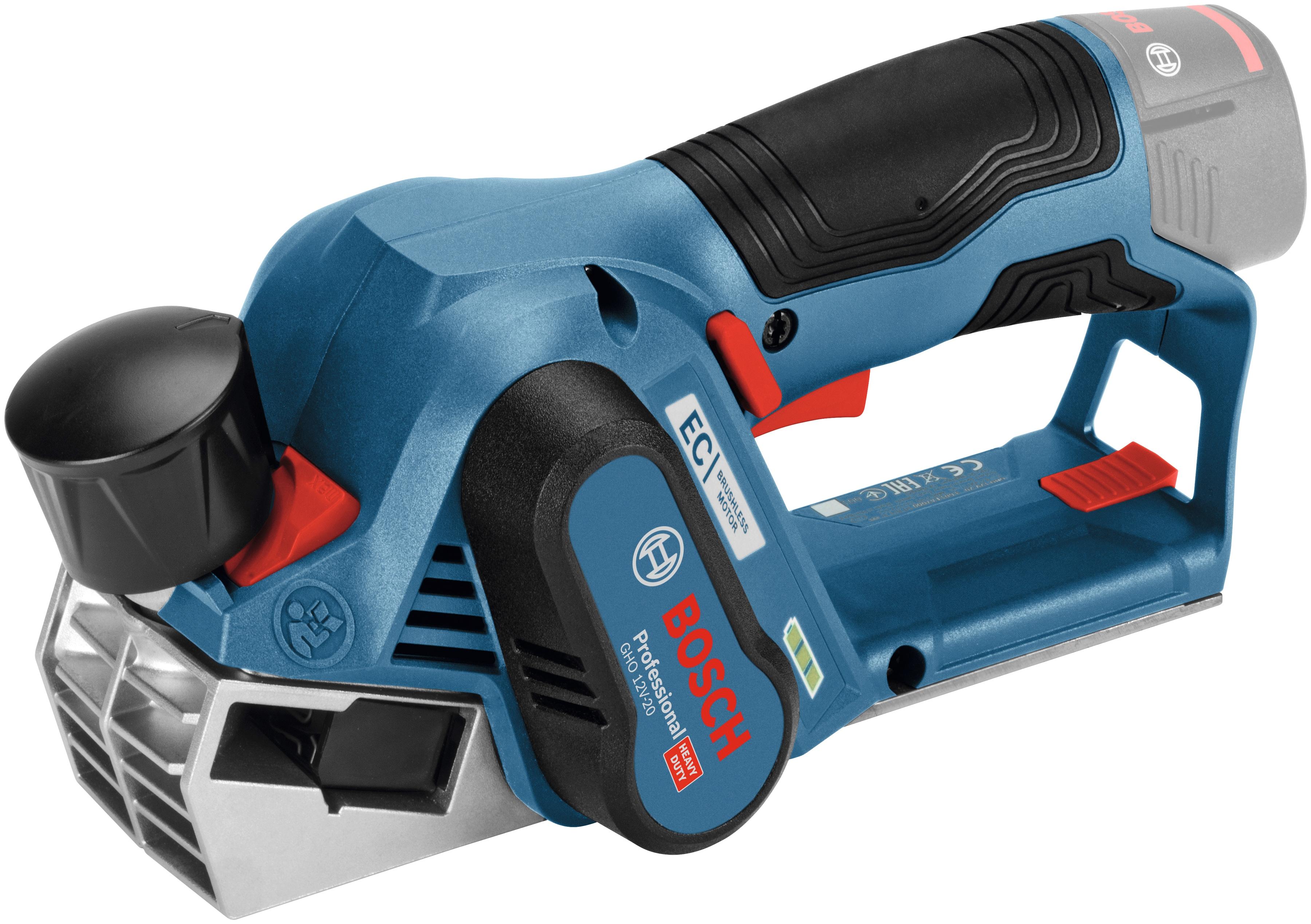 BOSCH PROFESSIONAL Hobel »GHO 12V-20 Hobel« | Baumarkt > Werkzeug > Hobel und Tacker | BOSCH PROFESSIONAL